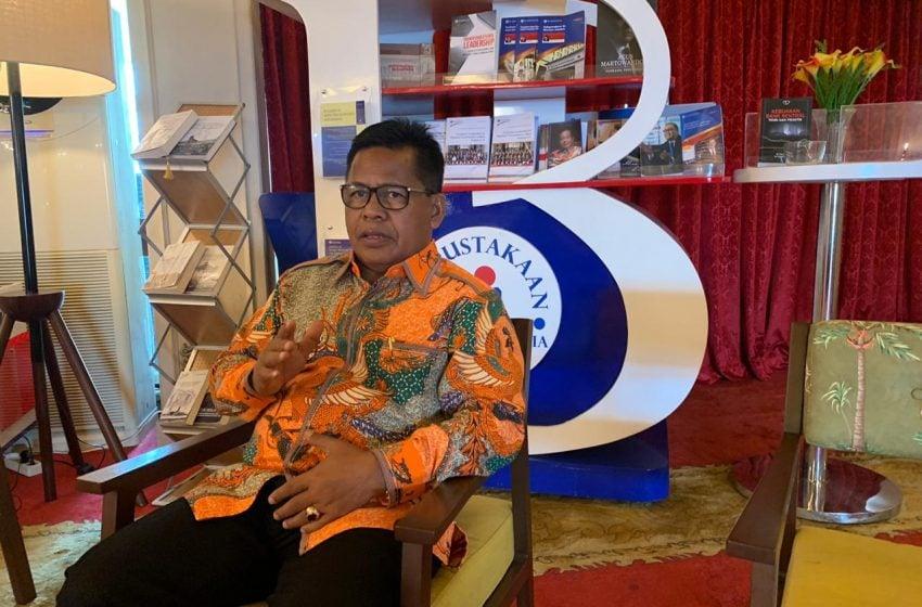 Di Economic Leadership Forum, Ini yang Disampaikan Aminullah