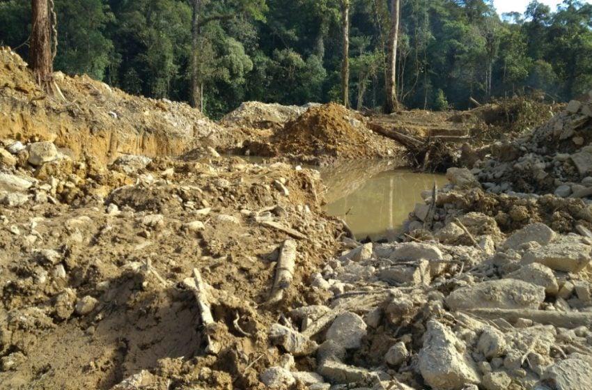 Mencemaskan, Wilayah Aceh Dikepung Limbah Merkuri