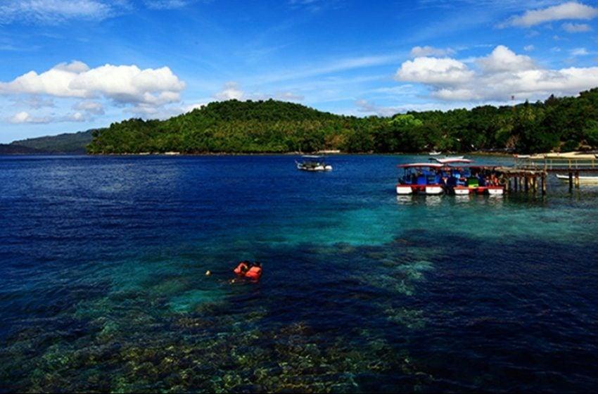 Sabang, ada Pantai Pasir Putih dan Pasir Hitam