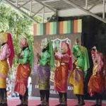 Pentas Seni di Taman Wisata Ulee Lheue Meriah