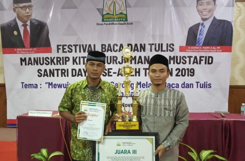Cerita Amsari Harumkan Aceh Tenggara…