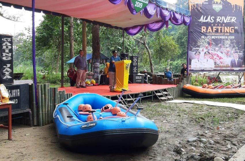 19 Tim Ikut Arung Jeram Internasional, Ini Kata Wakil Bupati Aceh Tenggara