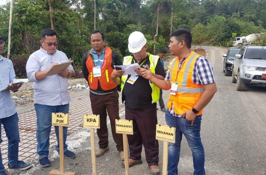 Pembangunan Jalan Meulaboh – Sungai Mas Perlu Dipacu