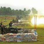 Detasemen Arhanud–001 Tingkatkan Kemampuan Prajurit Lewat Latbakjatrat
