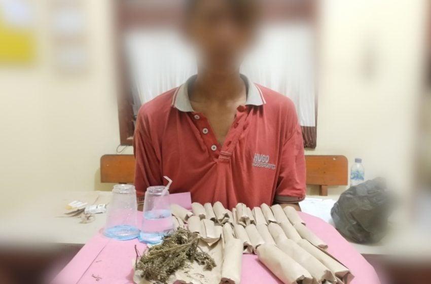 Satu Pengedar Ganja Gol ke Penjara di Aceh Tenggara