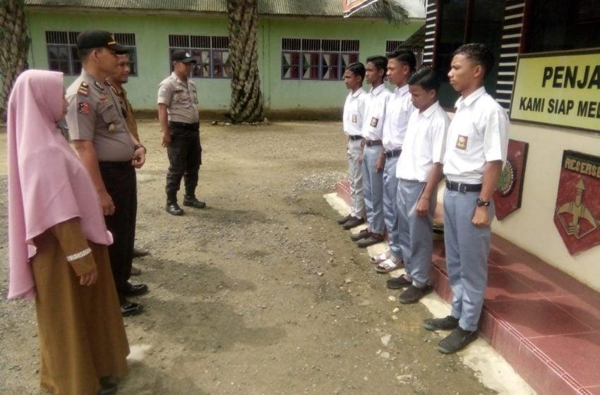 Bolos Sekolah, 5 Siswa Aceh Timur Dibawa ke Polsek