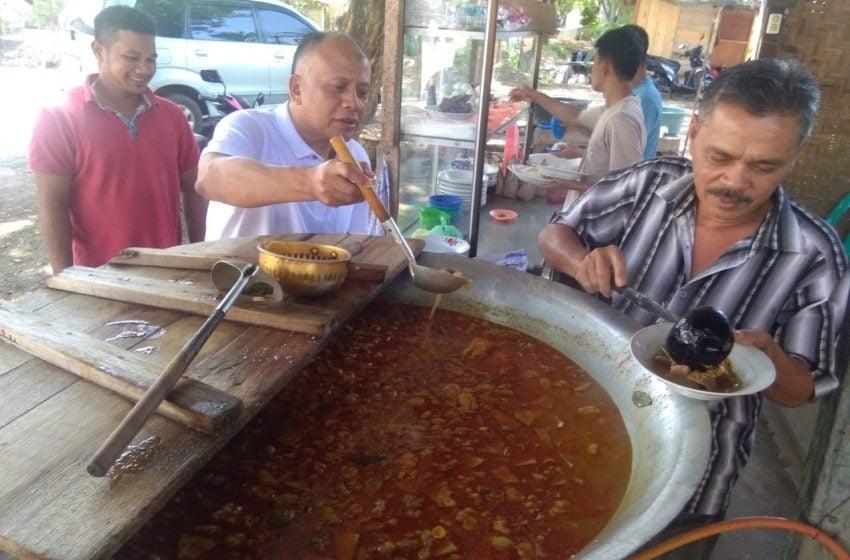 Nikmatnya Kari Kambing khas Aceh Besar…