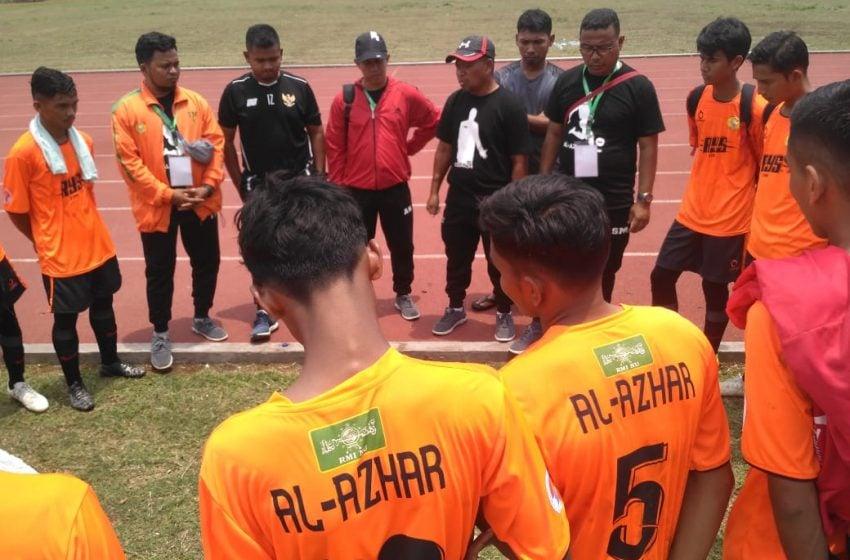 Dengan 10 Pemain, Al Azhar Aceh Tumbangkan Tim DKI