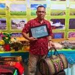 Hore...Muara Batu Juara II Festival Kreatif Aceh Utara