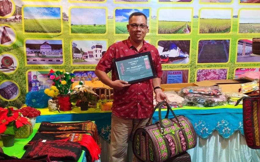 Hore…Muara Batu Juara II Festival Kreatif Aceh Utara