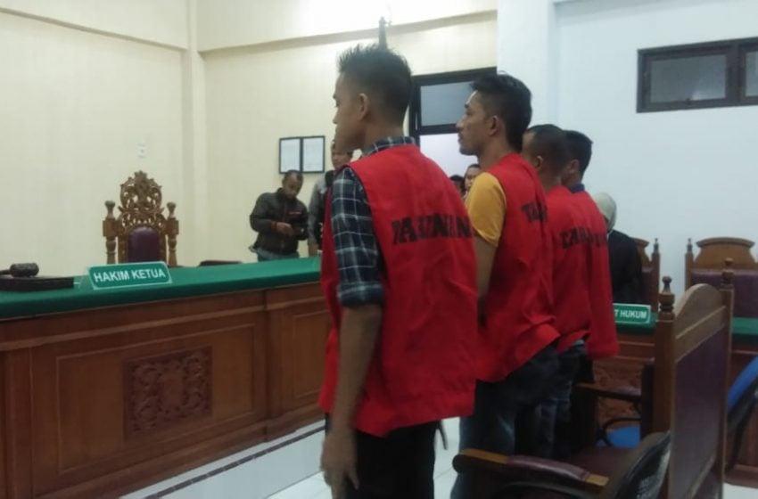 1 Dihukum Mati, 3 Seumur Hidup, Kasus 50 Kilogram Sabu-sabu