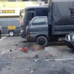 BREAKING NEWS: Ledakan Bom di Polresta Medan, Diduga Bom Bunuh Diri