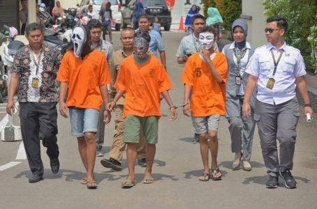 Polisi Tangkap 3 Pelajar Lakukan Aksi Jambret di Lhokseumawe