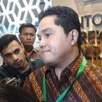 Erick Thohir Minta Bos BUMN yang Masih Rugi Gunakan Penerbangan Kelas Ekonomi