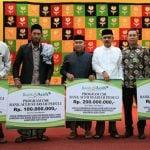 Bank Aceh Serahkan CSR Rp.499 Juta untuk Dayah dan Masjid di Aceh Utara