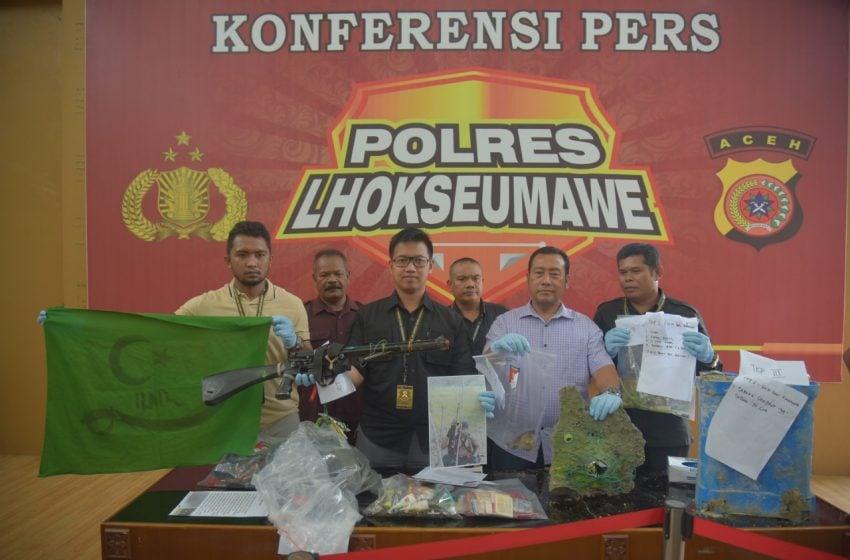 Sebelum Ditembak, Pria Bersenjata Api Ancam Bunuh TNI/Polri di Aceh