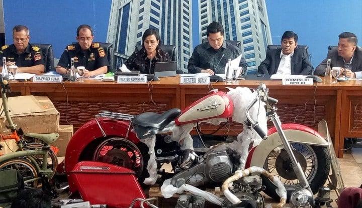Kronologi Penyelundupan Harley-Davidson di Pesawat Garuda Indonesia