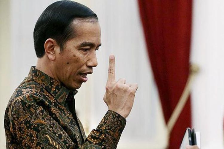 Menteri Beda Sikap soal Natuna, Jokowi Akhirnya Angkat Bicara…