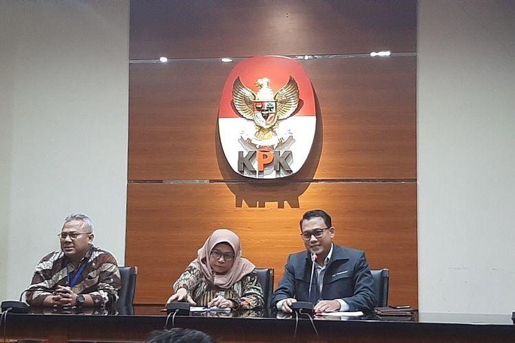 KPK Tetapkan Komisioner KPU Wahyu Setiawan sebagai Tersangka