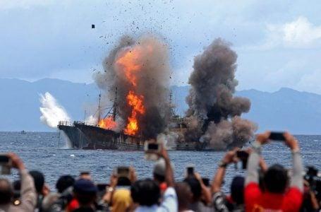 Dulu Tenggelamkan Kapal China, Susi: Kenapa Sekarang Tidak Bisa?