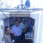 Pemilik Kapal Yacth, Pria Asal Inggris Tiba Di Pelabuhan Krueng Geukueh