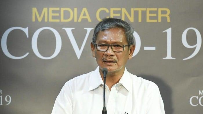 10 April,  3.512 Orang Di Indonesia Positif Virus Corona