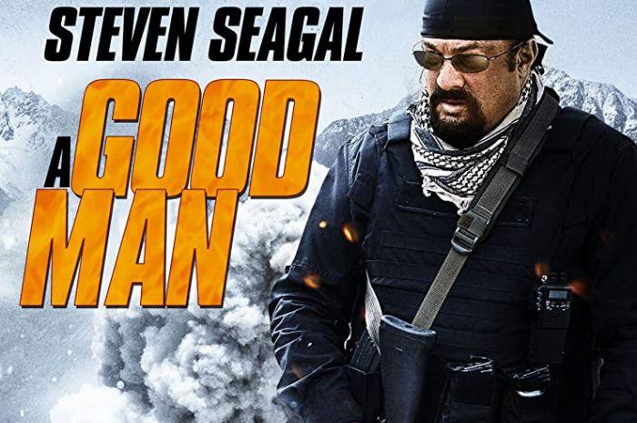 Film A Good Man Dan Pemberantasan Mafia