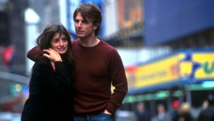 Film Vanilla Sky , Ketika Wajah Tom Cruise Menjadi Hancur