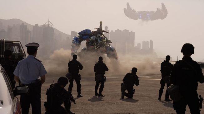 Kisah Transformers: Age Of Extinction di Trans TV
