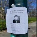 Iklan Cari Jodoh Ditengah Pandemi Corona
