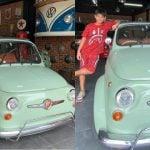 Mobil Fiat 500 Nouva, Hadiah Andre Taulany Untuk Anaknya