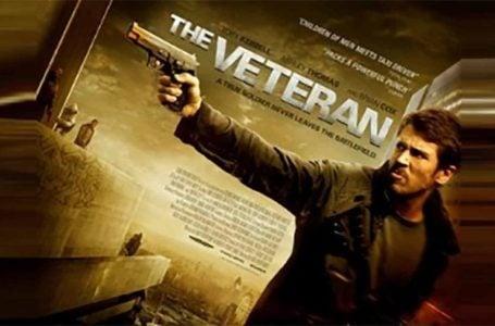 Poster Film The Veteran |  Sumber Foto: tirto.id