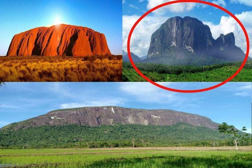 Batu Terbesar Di Dunia Ternyata Ada Di Indonesia