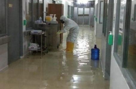 Pasien Positif Corona Di Aceh Harus Dievakuasi Karena Banjir