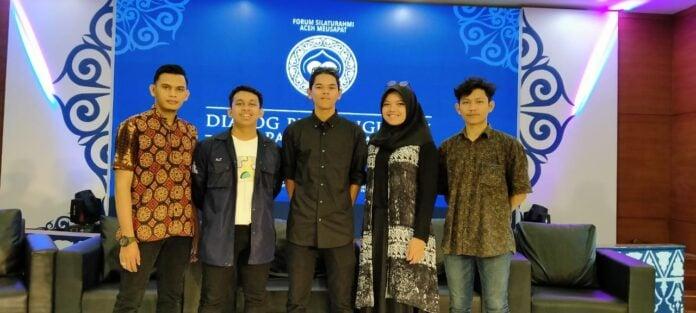 Mahasiswa Aceh Di Bandung, Tagih Janji Pemerintah Aceh Terkait Bansos