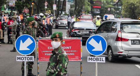 PSBB Surabaya Raya Diperpanjang Selama 14 Hari