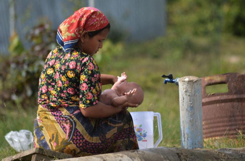94 Warga Rohingya Ditemukan Diperairan Aceh