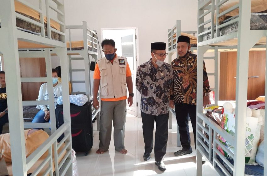 Haji Uma Jemput 42 TKI Asal Aceh