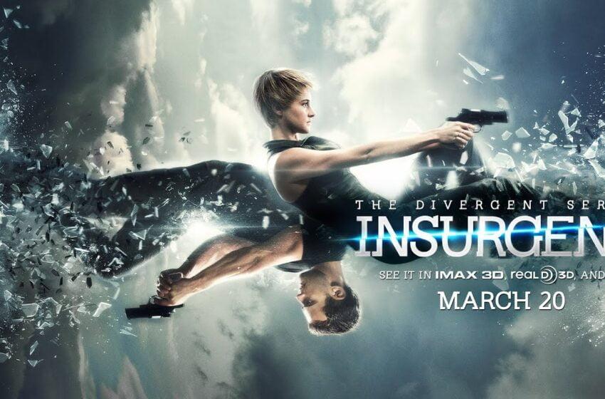 The Divergent Series: Insurgent, Malam ini Tayang Di Bioskop Trans TV