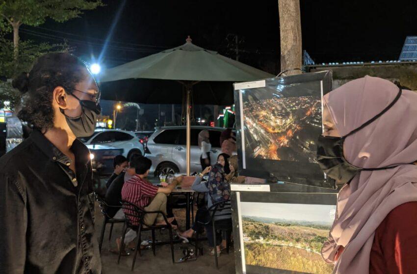 Disporapar Gelar Pameran Foto Angkat Tema, Sinergitas Peranan Foto di Kota Lhokseumwe