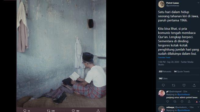 Foto Tahanan PKI Tahun 1966
