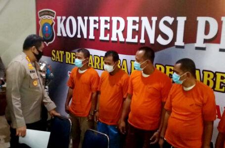 Pejabat Aceh Tenggara Tertangkap Pakai Narkoba di Medan | Sumber Foto: merdeka.com