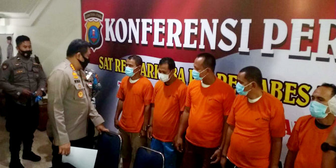 Pejabat Aceh Yang Dibekuk Bersama Perempuan Di Medan, Ternyata Usai Pesta Narkoba