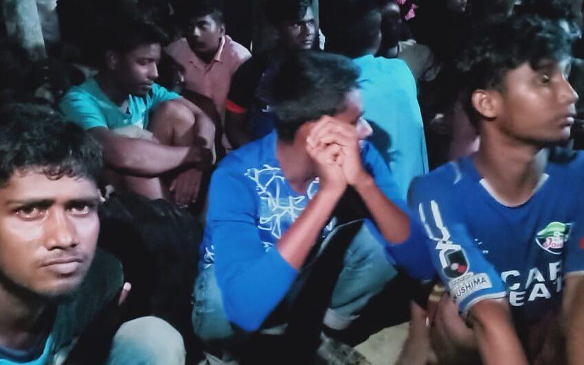 Empat Warga Rohingya Datang Dari Malaysia Ke Aceh
