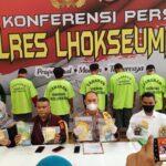 Karena Narkoba, PNS Di Aceh Ditangkap Polisi