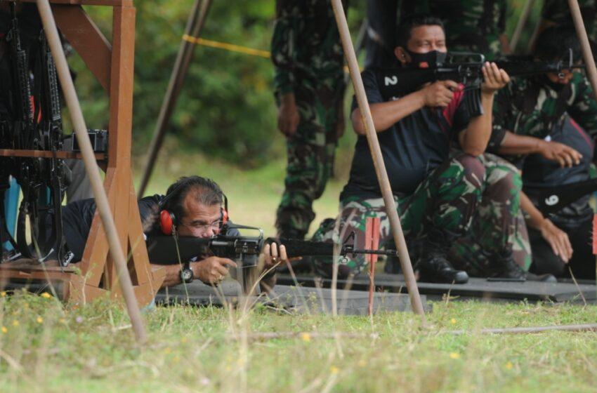 Sejumlah Klub Ikut Lomba Menembak Di Lhokseumawe