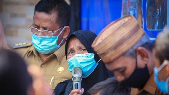 Yusnidar, Janda 9 Anak: Allah SWT mengutus Wali Kota Banda Aceh, Aminullah Usman