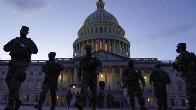 Sebelum Pelantikan Joe Biden, Mahkamah Agung Amerika Diancam Bom