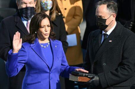 Sah, Kamala Harris Jabat Wakil Presiden Amerika Serikat