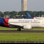 Begini Kronologis Persawat  Sriwijaya Air SJ 182 Hilang Kontak